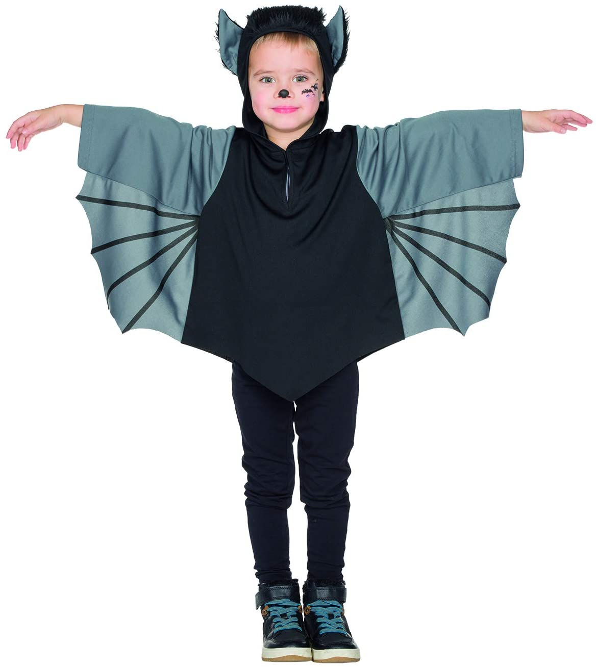 Fledermaus Kostüm für Halloween